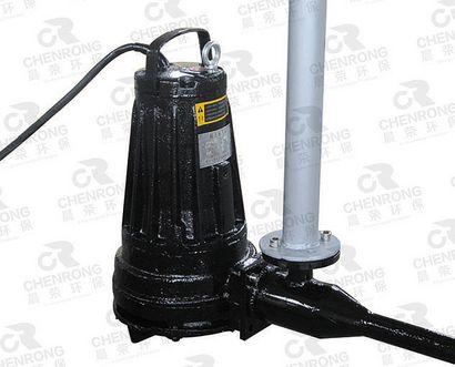 潜水射流曝气机型号QSB型