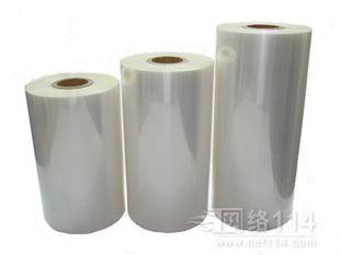 供应深圳市PVC收缩膜 POF收缩膜 PE收缩膜 PET收缩膜