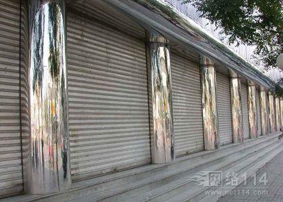 自动伸缩门的组成系统--太原市大洲卷闸装潢总汇