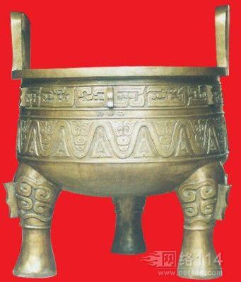 铜香炉广东佛山