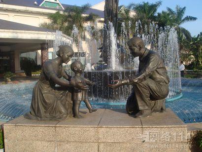 铸造铜像  广东省佛山市