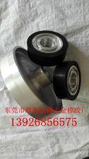 砂带机橡胶轮5、砂带打磨砂带机橡胶轮