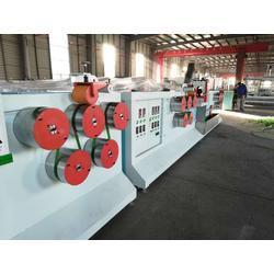 专业批发石材厂、板材厂专用PET塑钢打包带机