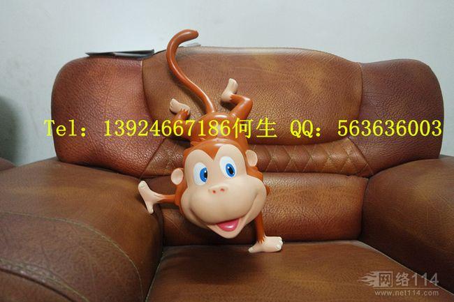 厂价直售卡通猴雕塑
