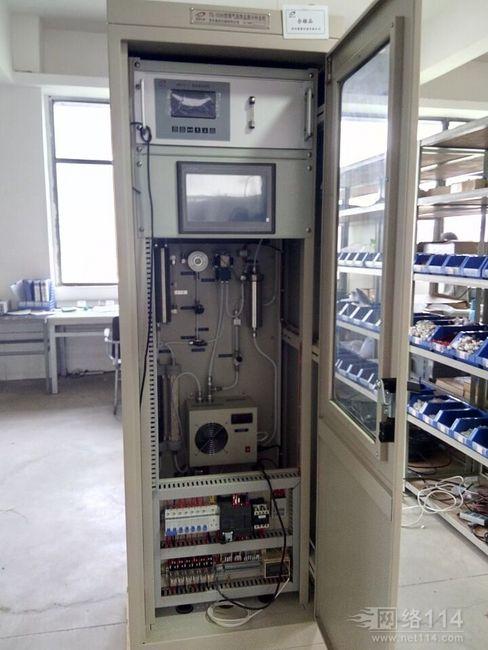 生物制气净化后管道气体在线监测分析系统