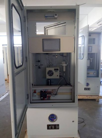 防爆煤粉仓常温气体分析系统