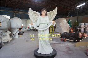 玻璃钢纤维教堂耶稣人物雕塑图片纤维人物模型制作工厂查看原图(点击放大)