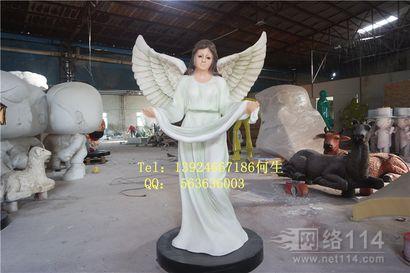 西方宗教人物雕塑