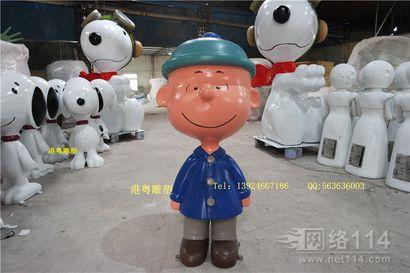 东莞卡通雕塑图片