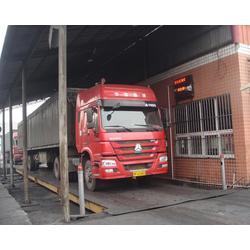 厂家现货直销120吨无人值守汽车衡称重系统