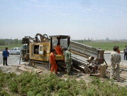 四川定向非开挖施工,四川非开挖顶管工程