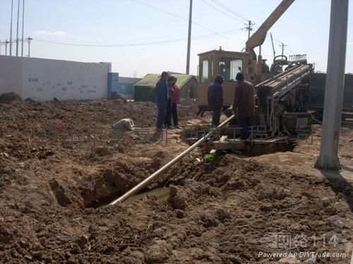 四川非开挖顶管工程,四川非开挖顶管施工