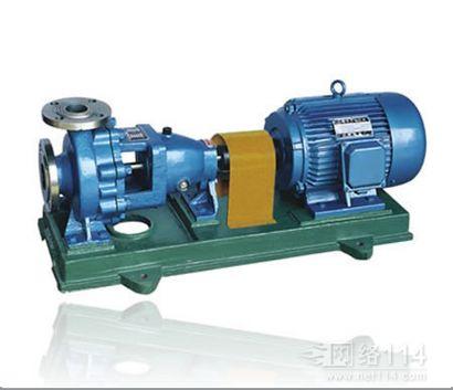 IH型单级单吸化工泵 不锈钢耐腐蚀离心泵