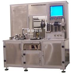 XQ浙江温州xq-5866盘式制动器顶杆位移检测系统试验台