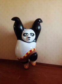 电影功夫熊猫系列造型雕塑【玻璃钢卡通纤维雕塑】查看原图(点击放大)