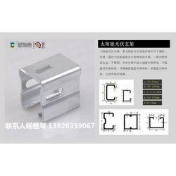 浙江钢结构猪舍生产中厚壁冷弯型钢热镀锌C型钢