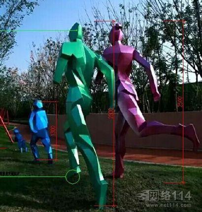 卡通玻璃钢雕塑报价