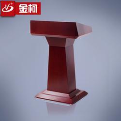 新款讲台质量保证演讲台会议室讲台