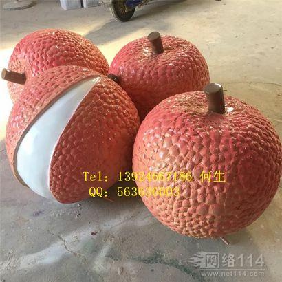 仿真水果造型雕塑