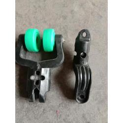 屠宰厂配件尼龙悬挂轮,滑架,各种尼龙聚甲醛轴滑轮轴承滑轮