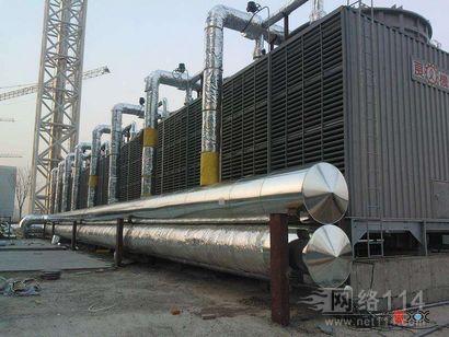 电力、化工行业保温