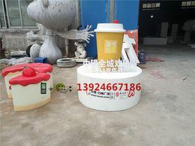 深圳京基百纳广场雕塑美食节形象食物造型雕塑查看原图(点击放大)