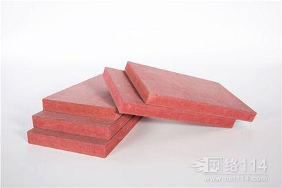 广东防火中纤板 中纤板阻燃检测标准 建筑工地指定防火材料
