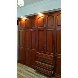 长沙实木整屋家具优惠活动、实木鞋柜、衣柜门订制油性油漆