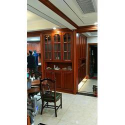 长沙实木整木家具私人定制、实木墙裙、护墙板订做信誉保证