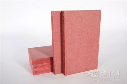难燃中纤板的物理性能和用处 防火建材 建筑场所专用阻燃板