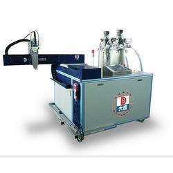电磁离合器自动灌胶机