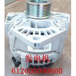 0124655321潍柴双并联发电机