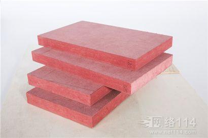 阻燃密度板 防火板 天然木质饰面板 工程装修用板 室内挂墙板