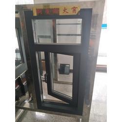 漳州钢质防火窗开启式固定式
