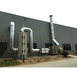 烟草厂|卷烟厂废气处理设备UV光解净化设备光氧催化除臭