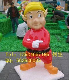 纤维圣诞节卡通雕塑圣诞节模型制作工厂价格查看原图(点击放大)