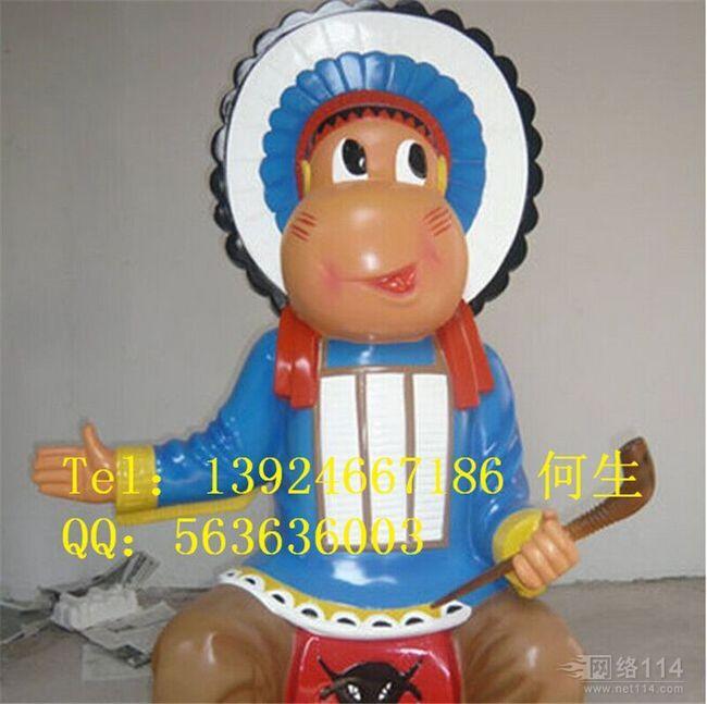 南京卡通雕塑