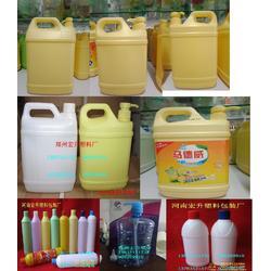 河南塑料瓶1.5升500毫升洗洁精包装