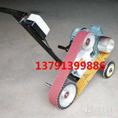 手推式砂带机钢板焊缝打磨机抛光机
