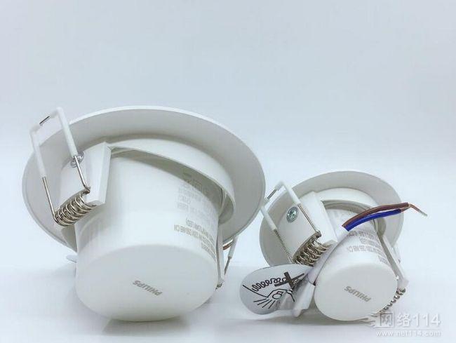 昕诺飞/飞利浦RS100B 3W 6W 9W LED射灯