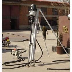 小型电动潜孔钻机100D名达正宇勘探石油钻机质保