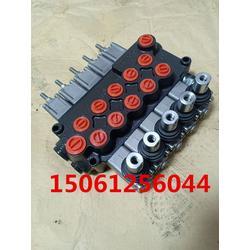 定制多路换向阀液压分配器弹簧复位或者钢球定位液压分配器TW