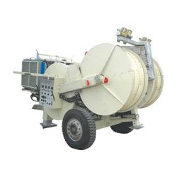 供应牵张机张力机放线设备SA-YZ2×50液压张力机