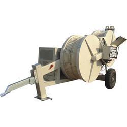 电力导线液压张力机电力牵引机张力机介绍