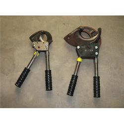 棘轮式电缆剪断线钳线缆剪液压电缆剪刀齿轮钢绞线剪
