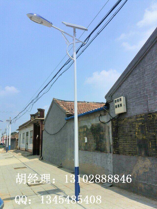 石家莊太陽能路燈