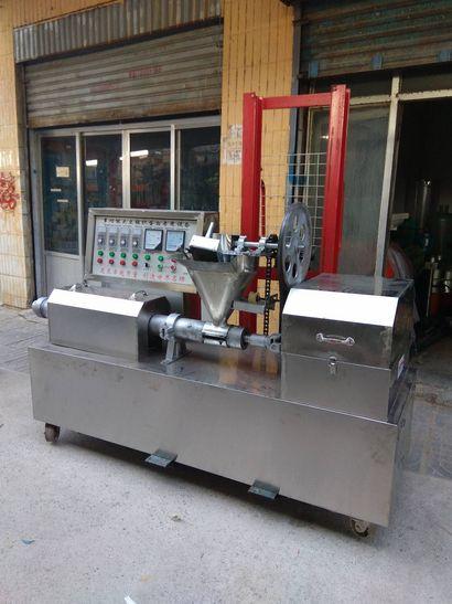 广西贺州高效节能中低价位豆排加工机械出售