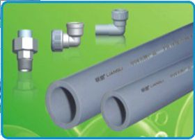 PB 环保冷热水管(灰色)