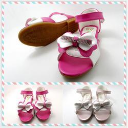夏季新款时尚水钻女式凉鞋
