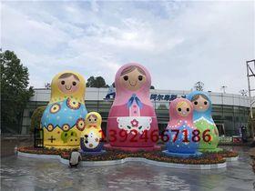 吉祥物套娃模型制作玻璃钢大型套娃公仔生产工厂查看原图(点击放大)